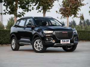 Компания Haval обновила кроссовер H2s - КОЛЕСА.ру – автомобильный журнал