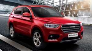 Haval H2 может покинуть российский рынок | Китайские автомобили